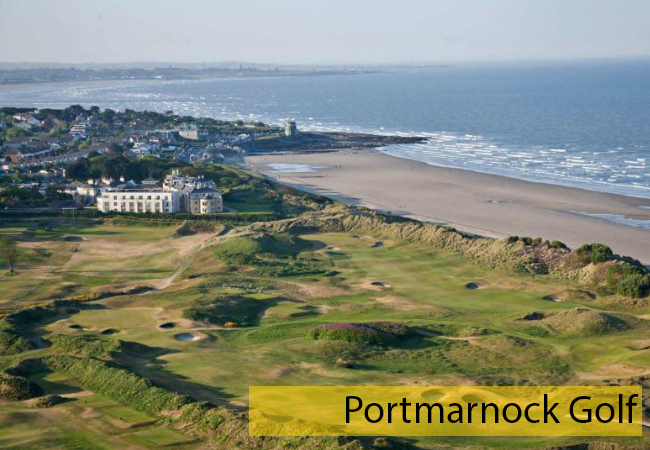 Our glorious golf courses